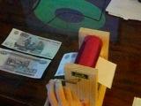 Аппарат для печати денег в домашних условиях